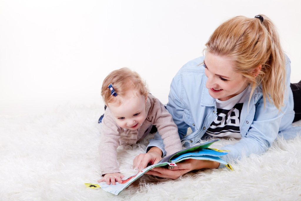 子育てに読書が有効と確認されている話