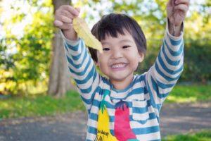 自然が子供に与える4つのポジティブな効果