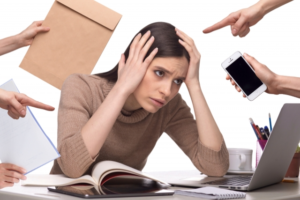 仕事が終わらないストレスの3つの原因と克服法